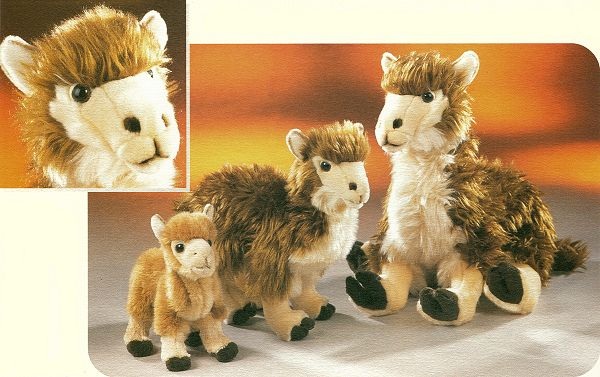 SOS Stuffed Plush Llama Collection