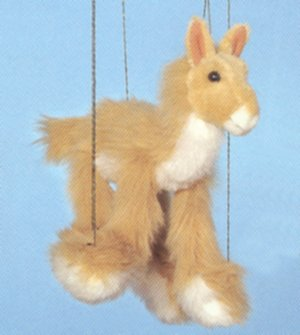 stuffed toys - Stuffed Llama - Farm Animals